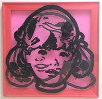 hot pink girl on girl action by ryan mcginness