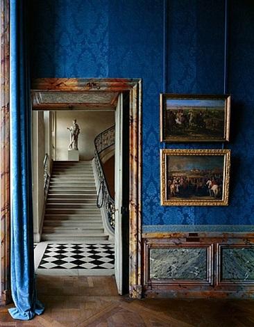 salle les campagnes militaires et le décor des residences royale by robert polidori