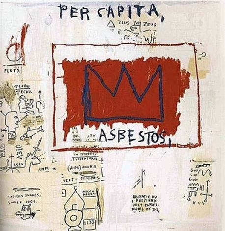 per capita by jean michel basquiat