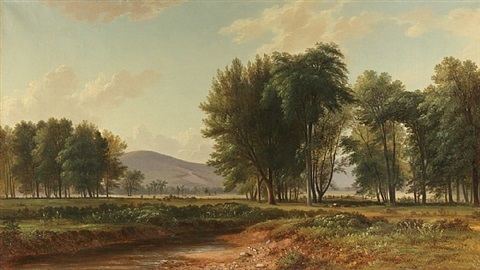 american scene by ferdinand richardt