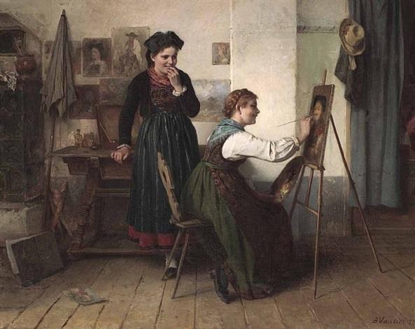 l'atelier by b. vautier