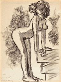 model relaxing by peter arno