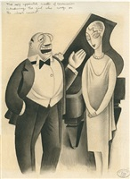 introduction: the singer by miguel covarrubias