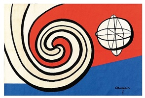 in celebration of the american revolution bicentennial by alexander calder