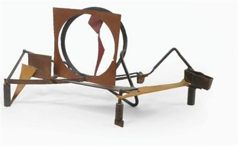 writing piece 'unto' by anthony caro