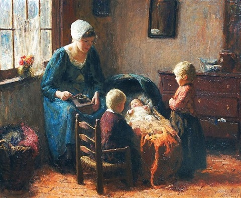 mother's helpers by bernard pothast