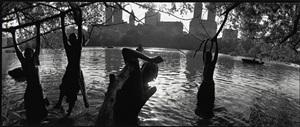 central park. new york city by bruce davidson