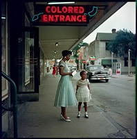 department store, mobile, alabama, 1956 by gordon parks