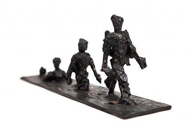 emergence maquette by david breuer-weil