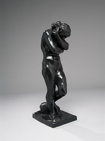 eve by auguste rodin
