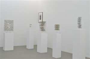 exhibition view, hamburg by günter haese