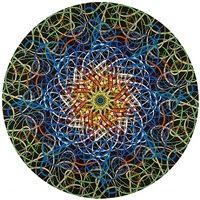 untitled (black hole 48.3) by ryan mcginness
