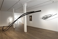 installation view, rosenfeld porcini gallery by roberto almagno