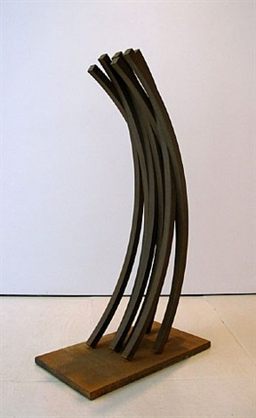 84.5° arc x 8 by bernar venet