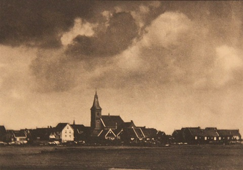 isle of marken by alvin langdon coburn