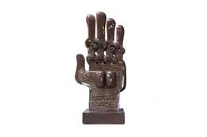 olympian hand by sorel etrog