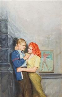 scandal high (bk. cover) by jack faragasso