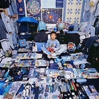 joohun and his blue things by yoon jeongmee