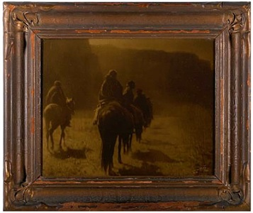 edward sheriff curtis the dance of memory by edward sheriff curtis