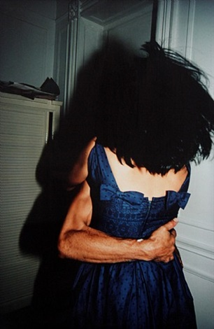 the hug by nan goldin