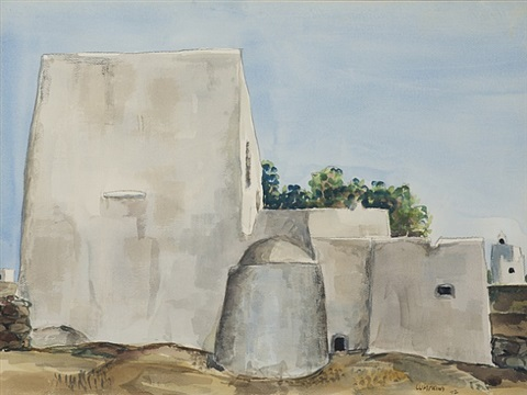 church at ranchos de taos by william lumpkins