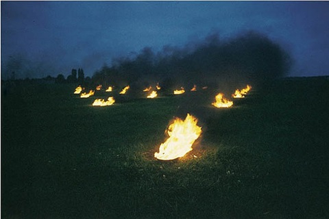landscape for fire by anthony mccall