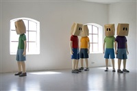 paper bag boys by fredrik raddum