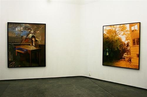 installation view galleri brandstrup 2013