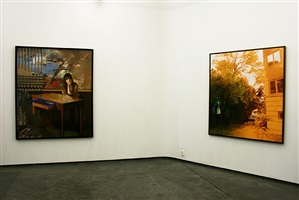 installation view galleri brandstrup 2013