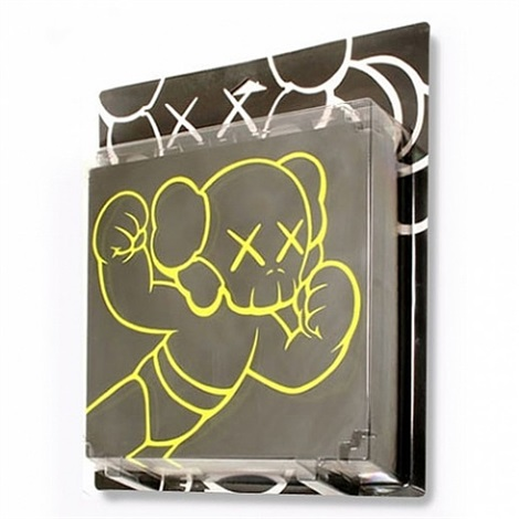 astroboy (product painting) by kaws