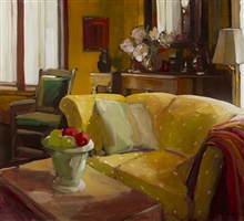 living room fox run by philip craig