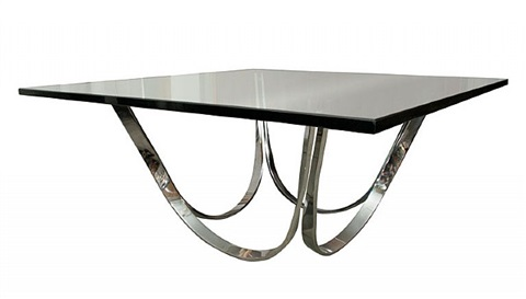 roger sprunger for dunbar coffee table by roger sprunger