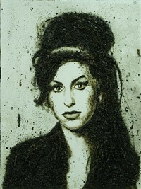 amy winehouse by enzo fiore