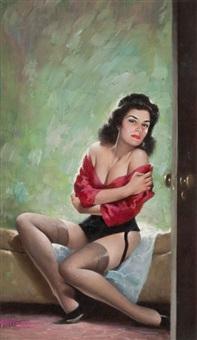 sultry siren (bk. cover) by ed moritz