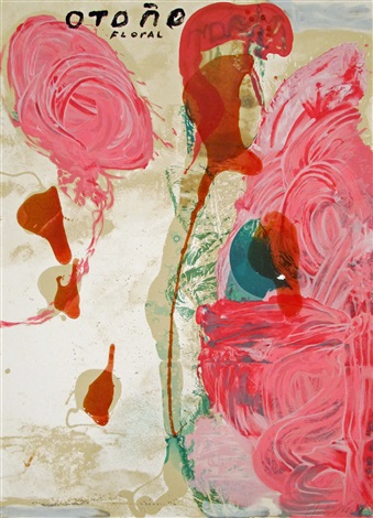 otono floral from sexual spring like winter by julian schnabel