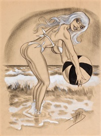 untitled by bill ward