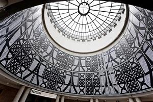 framework, schirn kunsthalle frankfurt by bettina pousttchi