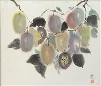 baixiang fruit by minol araki