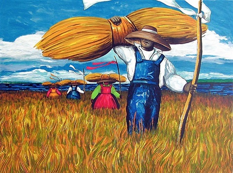 sweetgrass carriers by jonathan green