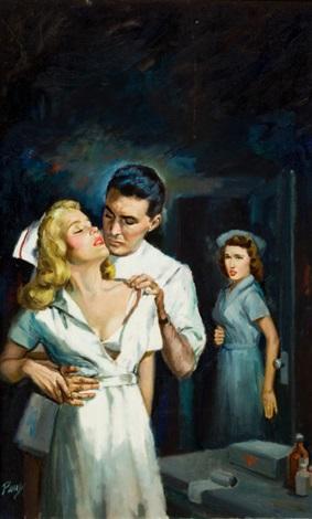 hospital doctor bk cover by julian paul