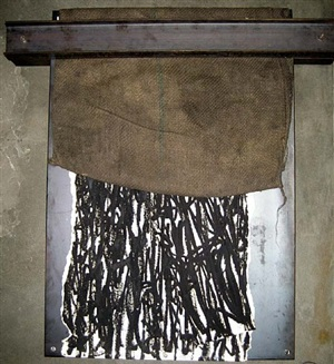 untitled by jannis kounellis
