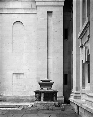 st alfege in greenwich 03 (architecture by nicholas hawksmoor) by hélène binet
