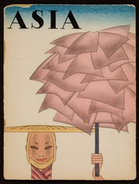 asia magazine cover by frank macintosh