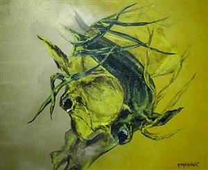 melanges (mixtures) by alain brandebourger