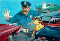 watch out! by arthur saron sarnoff