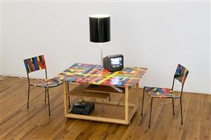 creativity: furniture reversal by franz west