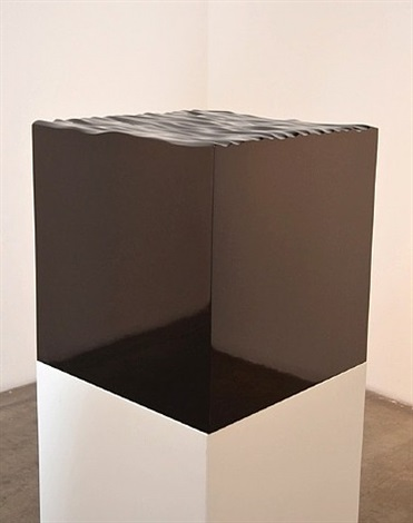 untitled, swell model cube by alex weinstein