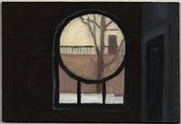 courtyard window by eleanor ray