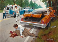 the accident by arthur saron sarnoff