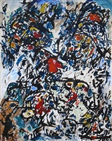 advanced anti geometric space by asger jorn